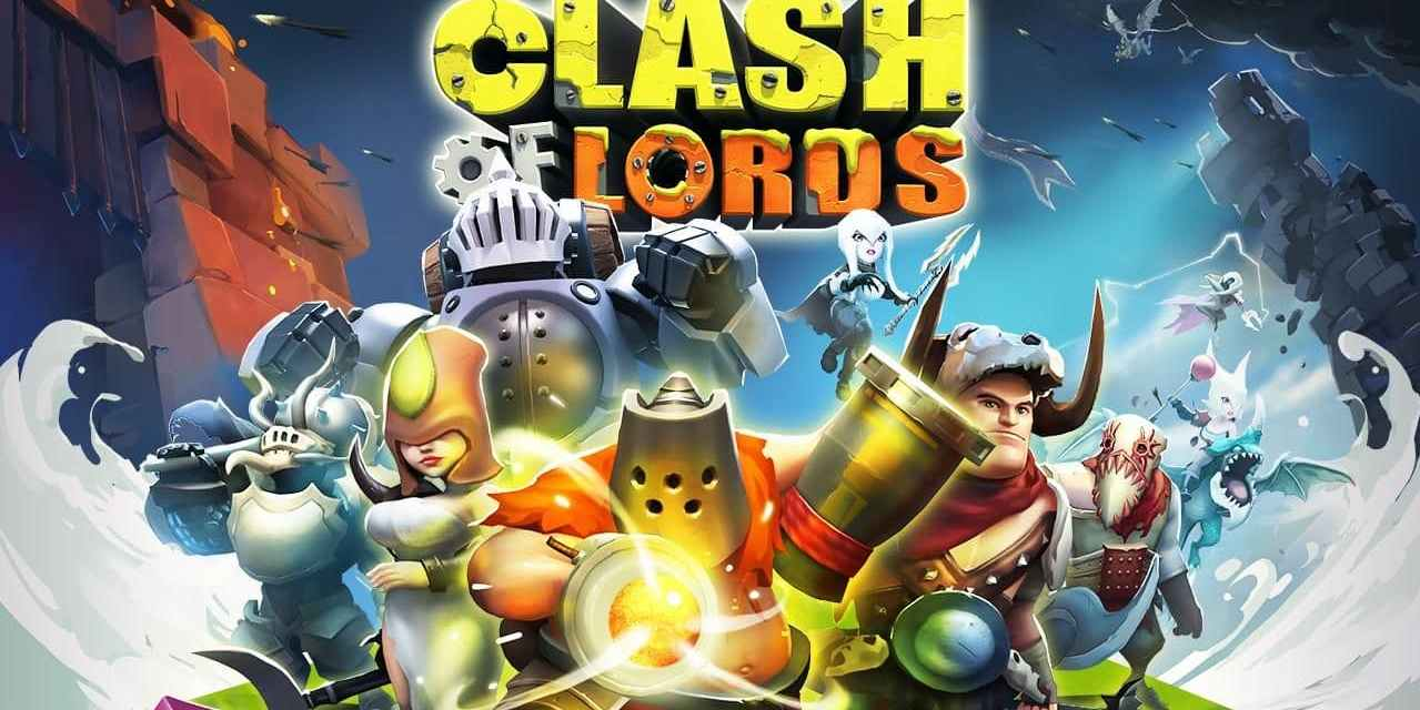 Clash of Lords 2: Guild Castle iOS