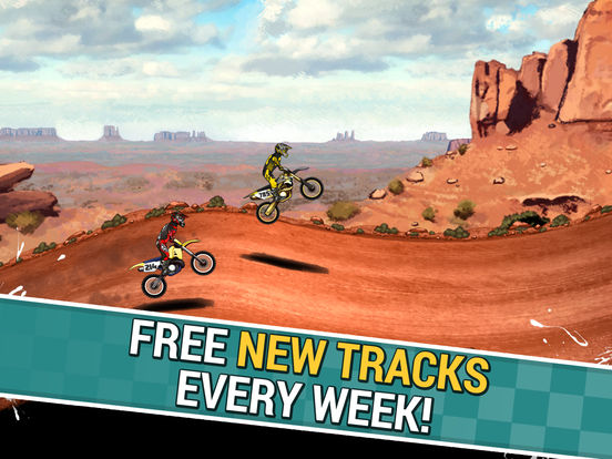 Mad Skills Motocross 2 iOS