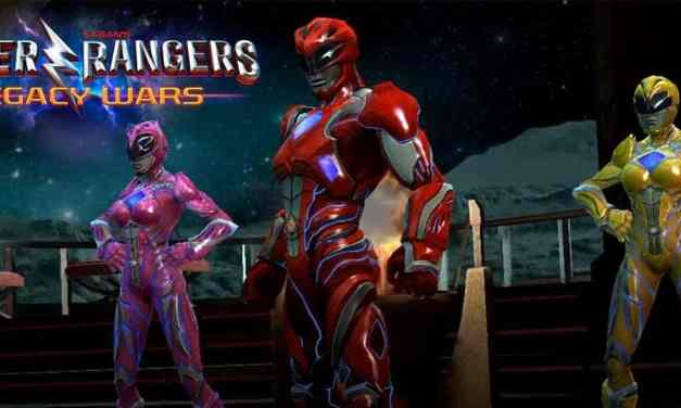 Power Rangers: Legacy Wars iOS