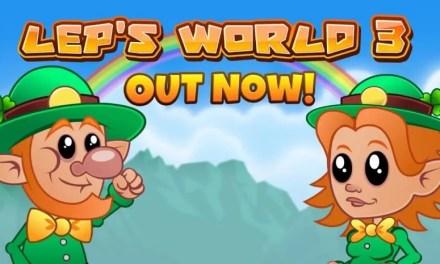 Lep's World 3: Jump n Run Game iOS
