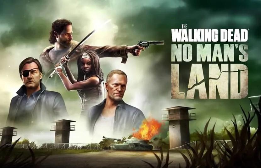 The Walking Dead No Man's Land iOS