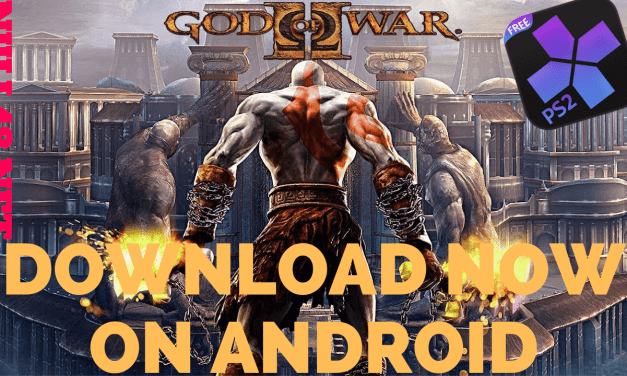 God Of War 2 Game For Android 2.3 Free Download