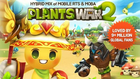 Plants War 2 Android