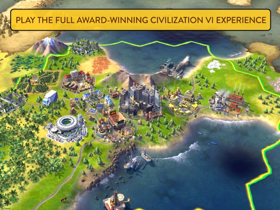 Sid Meier's Civilization® VI iOS