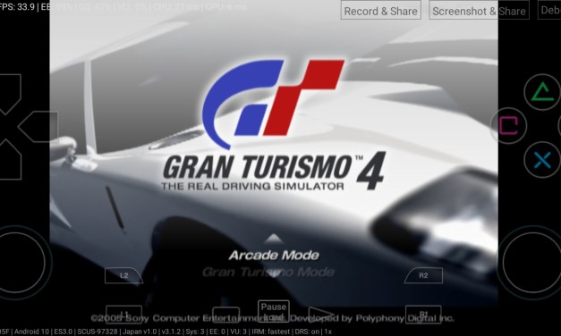 Download Gran Turismo 4 Android