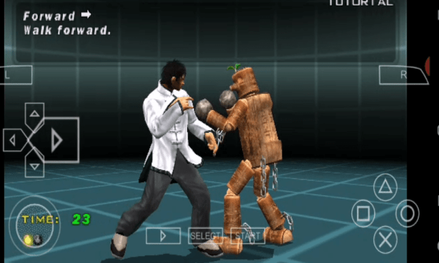 Tekken 5 Dark Resurrection Download For Android & iOS