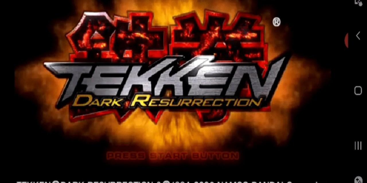Tekken 5 Dark Resurrection Download For Android Ios