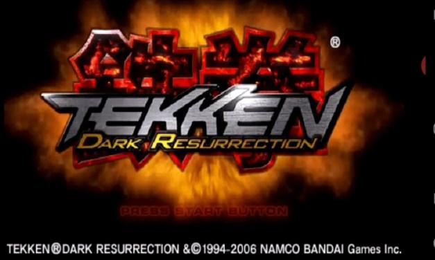 Tekken 5 Dark Resurrection Download For Android & iOS