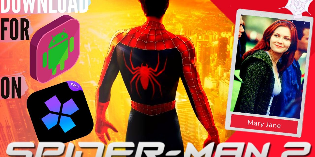 Download Spider Man 2 For Android On PS2 Emulator