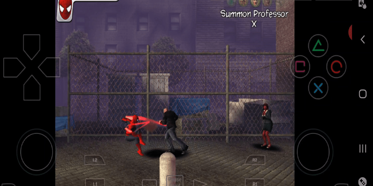 Spider-Man Web Of Shadows Android Download