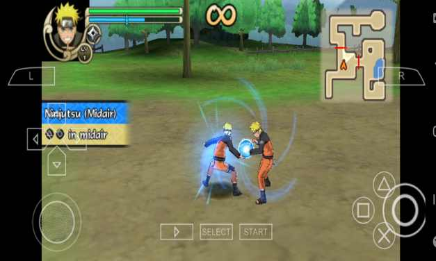 Naruto Shippuden – Ultimate Ninja Impact For Android