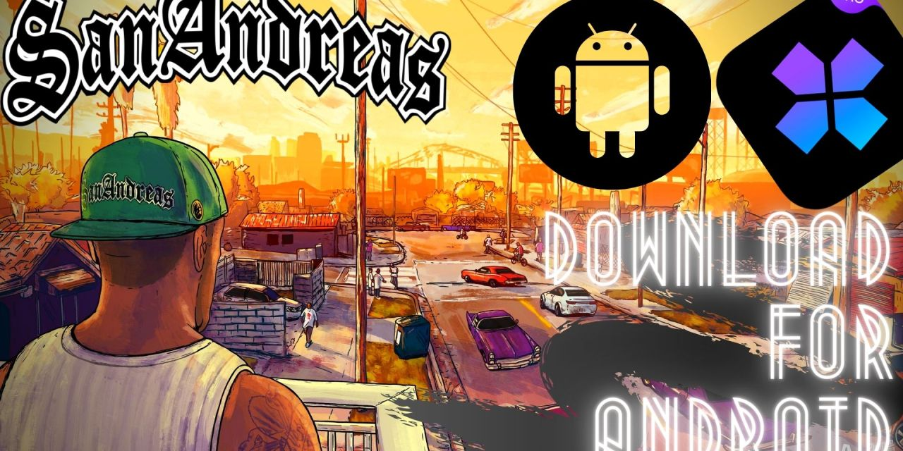 Download GTA San Andreas For Android – Damon Ps2