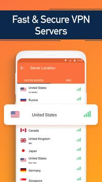 Turbo VPN- Free VPN Proxy Server & Secure Service - Android