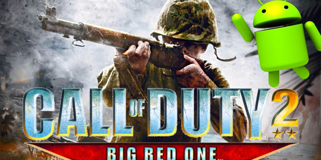 Call Of Duty 2 Big Red One For Android (Damon Ps2)