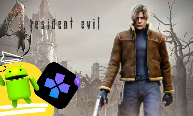 Resident Evil 4 For Android Using Ps2 Emulator (Damon Ps2)