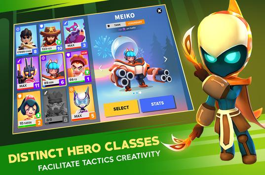 Heroes Strike Offline – MOBA & Battle Royale Android