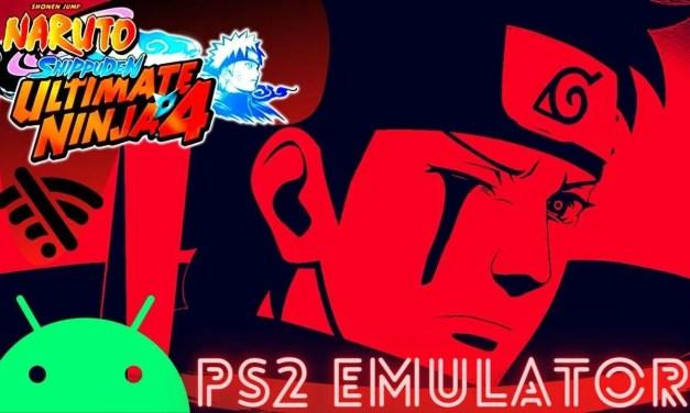 Naruto Shippuden Ultimate Ninja 4 Android – Ps2 Emulator Damon Ps2