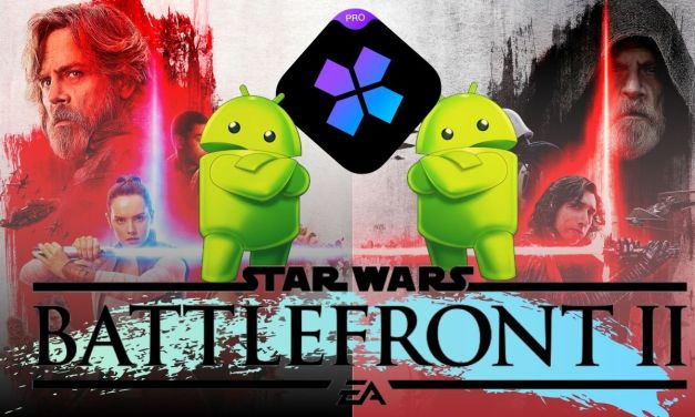 Star Wars: Battlefront II Game For Android (Damon Ps2 PRO)
