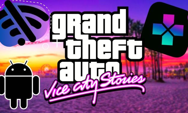 Grand Theft Auto Vice City Stories Ps2 Games On Android Download