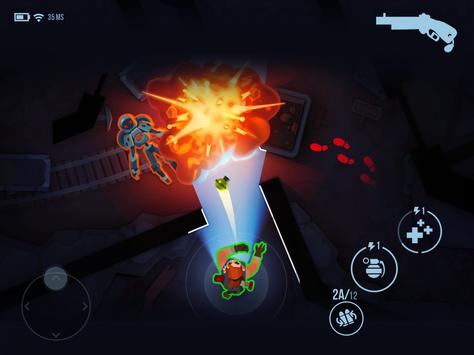 Bullet Echo Stealth Battle Royale Arena iOS