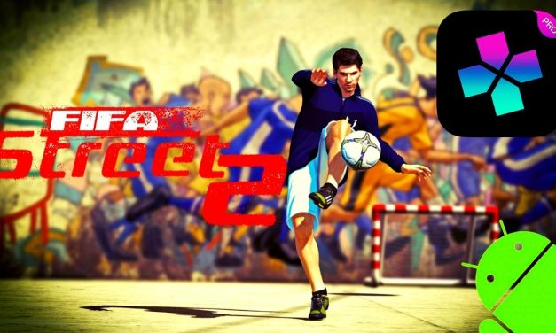Download FIFA Street 2 Game For Android – Damon Ps2 PRO