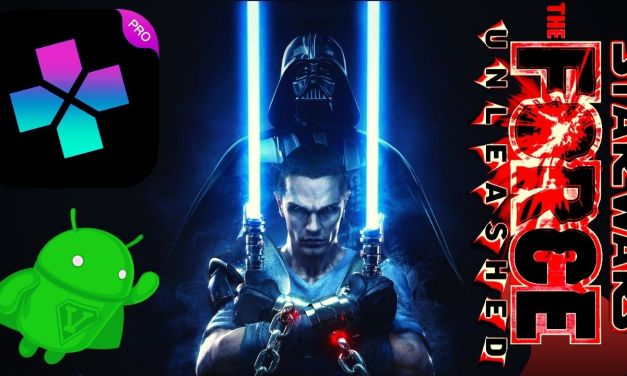 Star Wars: The Force Unleashed Game Android On Ps2 Emulator