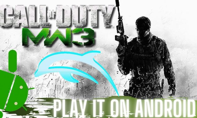 call of duty modern warfare 3 wii android download – Dolphin Emulator