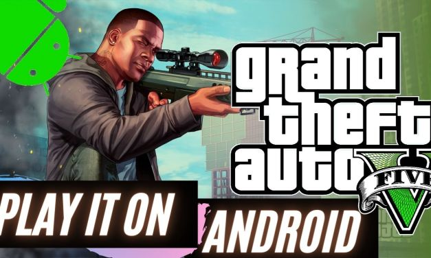 Download GTA 5 Game on Android For Free – APK