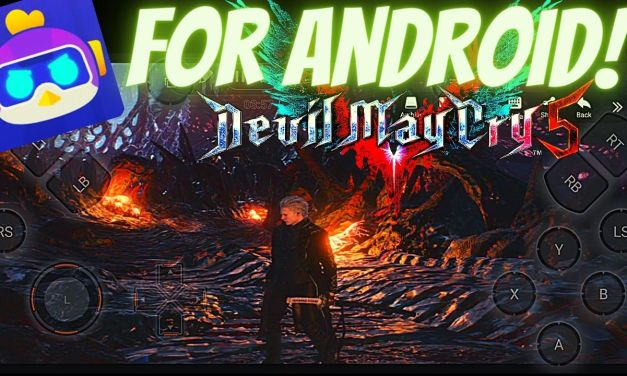 Devil May Cry 5 Android Apk+Data Download