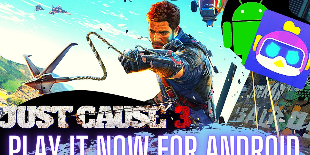 Download Just Cause 3 Game Android Apk + OBB