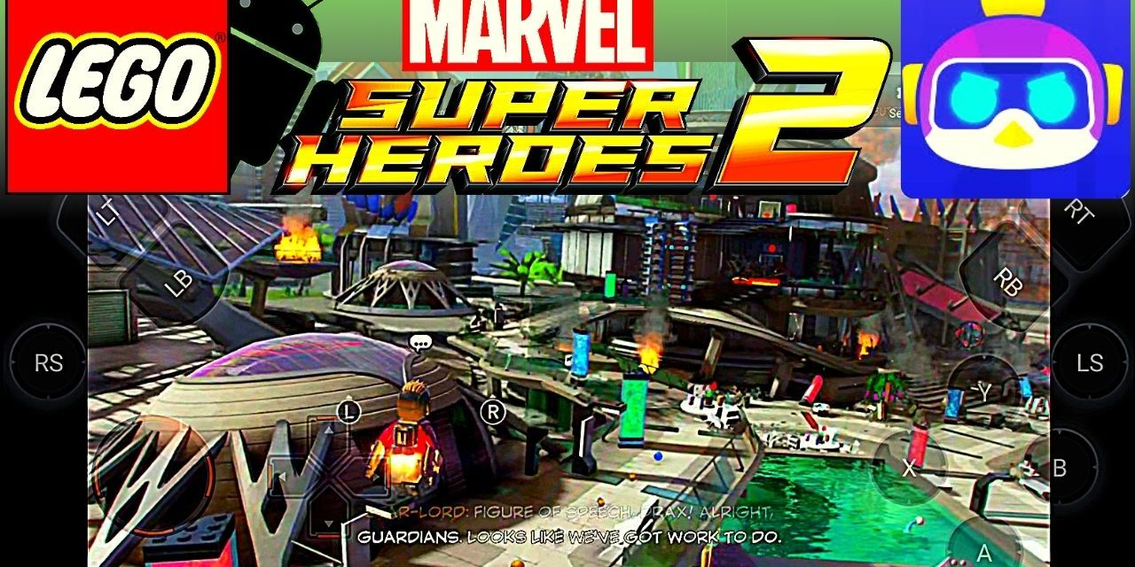 Lego Marvel Superheroes 2 Mobile Android Download