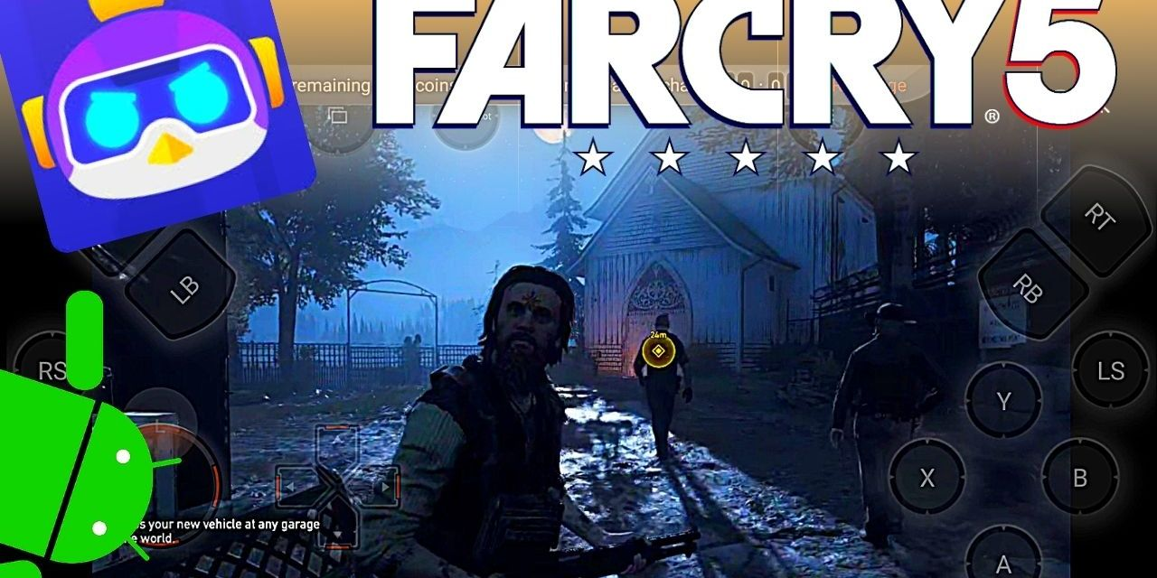 FAR CRY 5 Download Android APK OBB