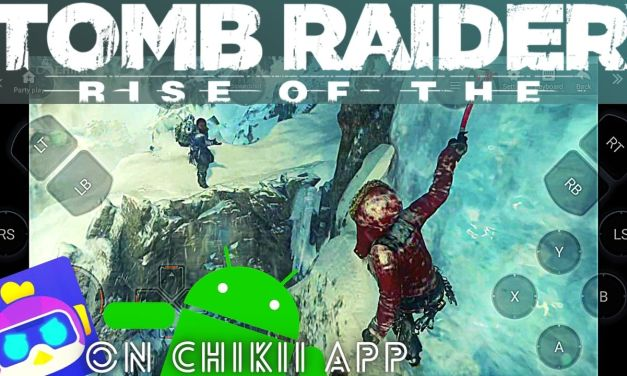 Rise of the Tomb Raider Android Game Download