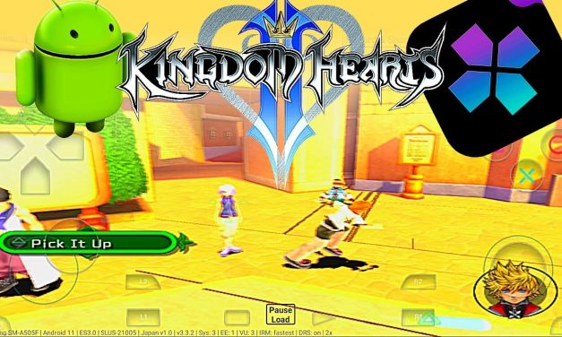Kingdom Hearts 2 Android APK Download – Damon Ps2 Pro