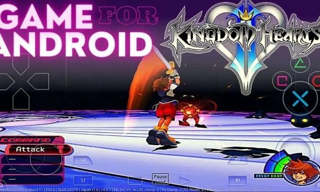 Kingdom Hearts Android APK Ps2 Emulator Download – Damon Ps2 Pro