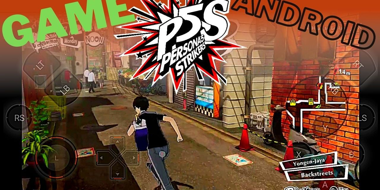 Persona 5 Strikers Android Download – Chikii App