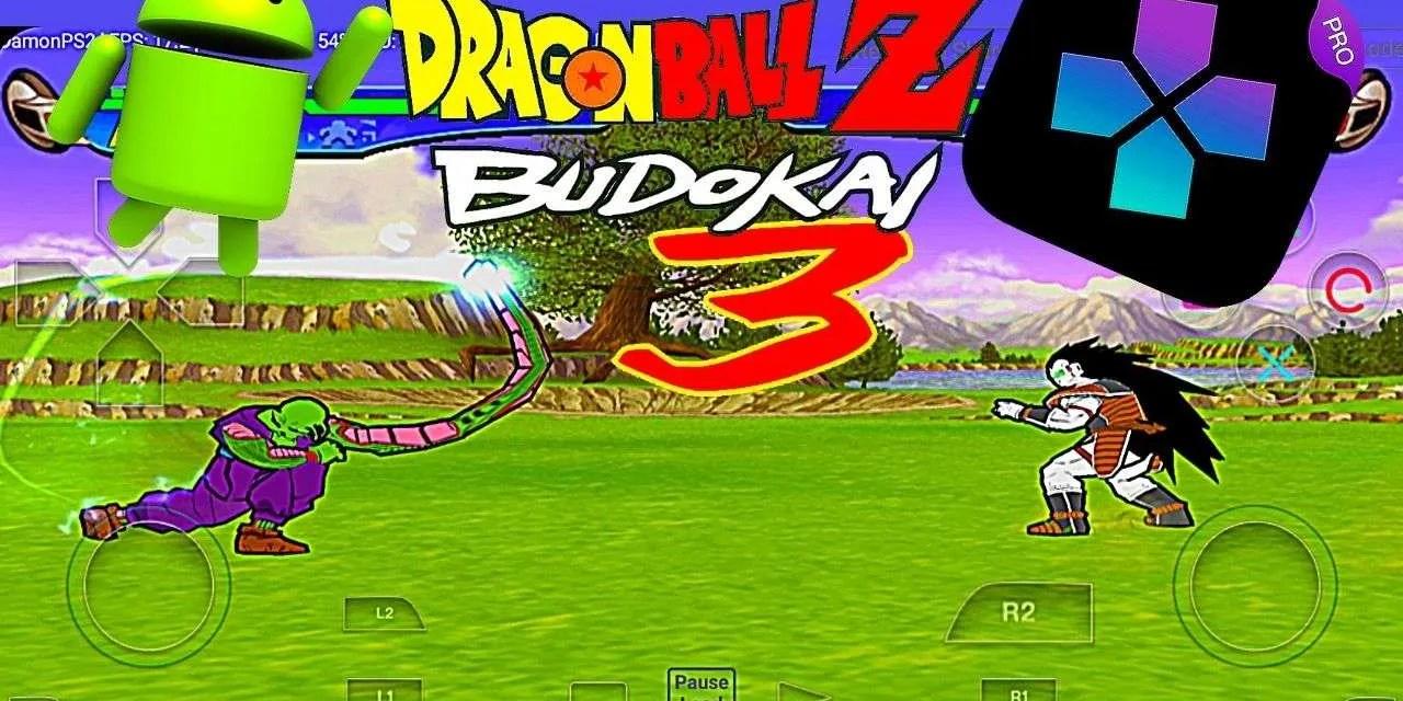 Dragon Ball Z Budokai 3 APK Download Android – Damon Ps2 Pro