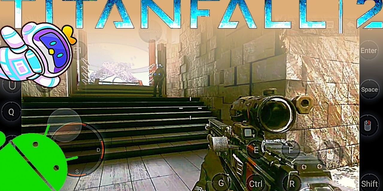 Titanfall 2 APK + OBB Android Download – Chikii App