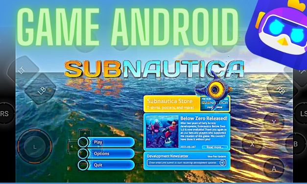 Subnautica APK Android download without verification – Chikii