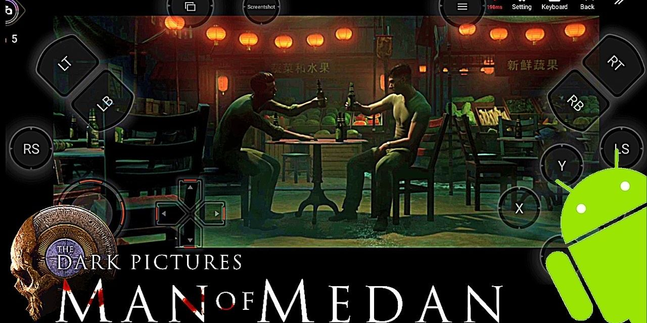 The Dark Pictures Anthology Man Of Medan Android APK + Data Free Download