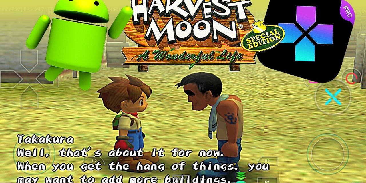 Harvest Moon A Wonderful Life Special Edition Android APK Download – Damon Ps2 PRO
