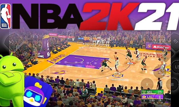 NBA 2K21 APK OBB Free Download For Android – Chikii App