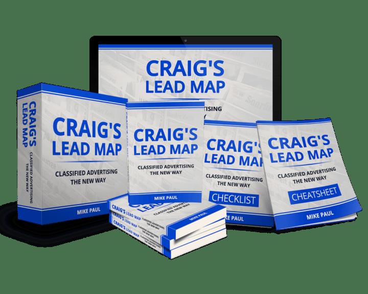 Craig's Lead Map