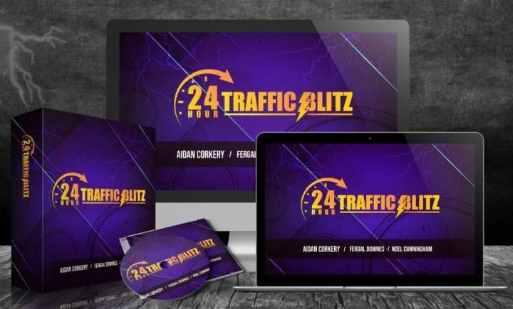 24Hour Traffic Blitz
