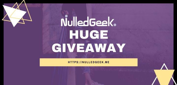 NulledGeek Giveaway
