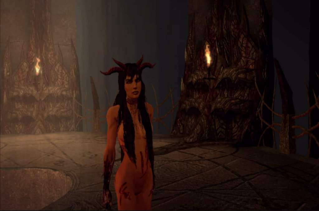 Dark Messiah of Might and Magic Nude Mod