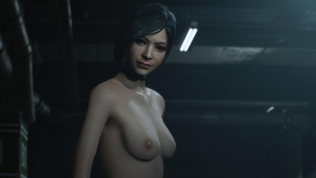 Nude Mod ADA WONG