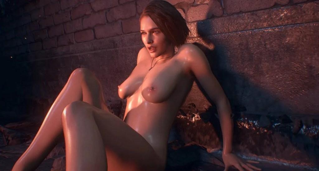 Resident Evil 3 Nude mod DOWNLOAD