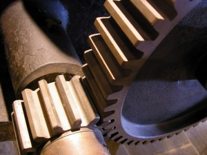 Gears Photography by Tom Libertiny