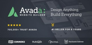 Avada Website Builder For WordPress and WooCommerce Nulled Download
